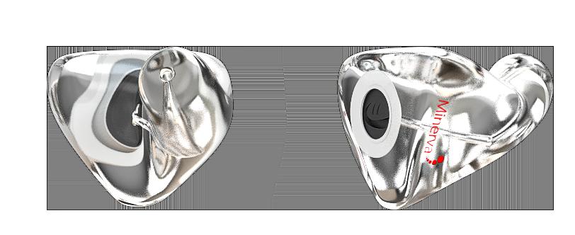 Vented industrial ear plugs